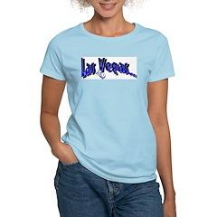 Las Vegas Women's Pink T-Shirt