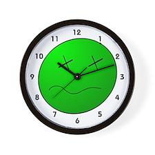 Woozy Wall Clock