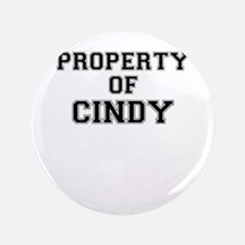 Property of CINDY Button
