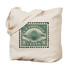 Stamp collector Tote Bag