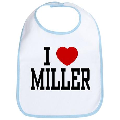 I <3 Miller Bib