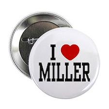 "I <3 Miller 2.25"" Button"