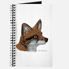 Fox Profile Design Journal
