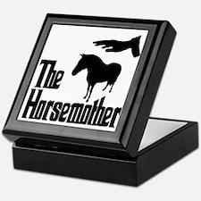 The Horse Mother, funny Keepsake Box