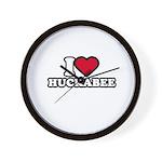 I Heart Huckabee Wall Clock