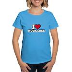 I Heart Huckabee Women's Dark T-Shirt