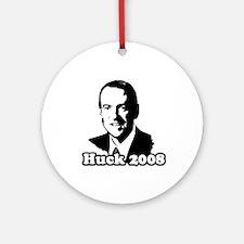 Huck 2008 Ornament (Round)
