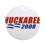 Huckabee 2008 Ornament (Round)