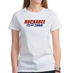 Huckabee 2008 Women's T-Shirt