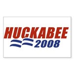 Huckabee 2008 Rectangle Sticker