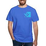 Blue Lodge in Blue Dark T-Shirt