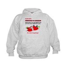 Christmas is Cancelled Hoodie