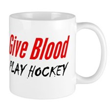 """Donate Blood"" Mug"