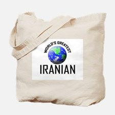 World's Greatest IRANIAN Tote Bag