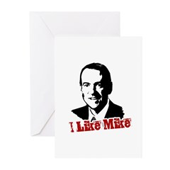 I Like Mike Greeting Cards (Pk of 20)