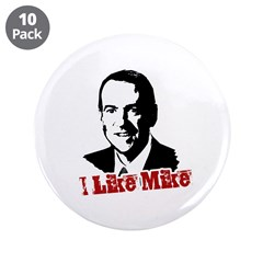 "I Like Mike 3.5"" Button (10 pack)"