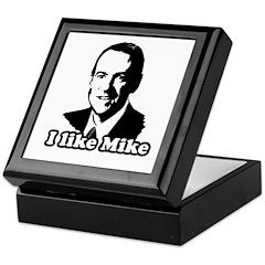 I like Mike Keepsake Box