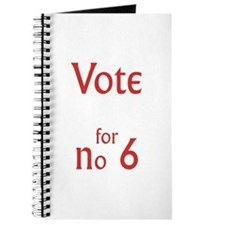 Vote for no.6 Journal