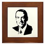 Mike Huckabee Framed Tile