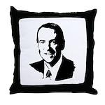 Mike Huckabee Throw Pillow