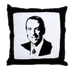 Mike Huckabee face Throw Pillow