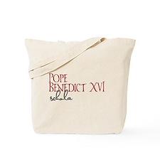 Unique Pope benedict Tote Bag