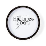 Mike Huckabee 2008 Wall Clock