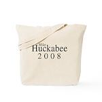 Mike Huckabee 2008 Tote Bag
