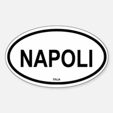 Napoli Oval Decal