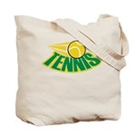 Tennis Attitude Tote Bag