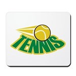 Tennis Attitude Mousepad