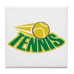 Tennis Attitude Tile Coaster