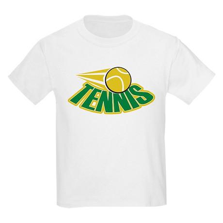 Tennis Attitude Kids Light T-Shirt