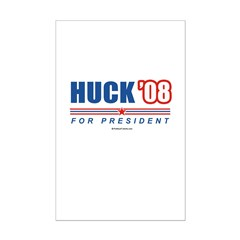 Huck 08 Posters