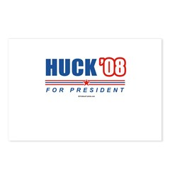 Huck 08 Postcards (Package of 8)