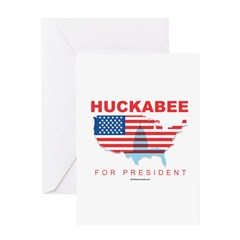 Mike Huckabee for President Greeting Card
