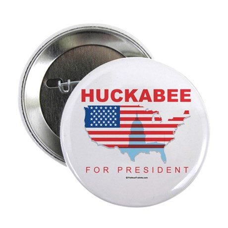 """Mike Huckabee for President 2.25"""" Button (100 pack"""