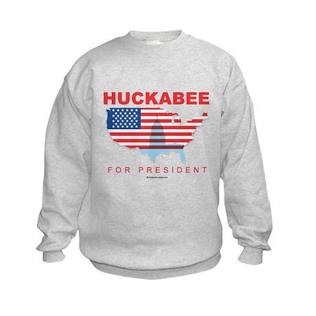 Mike Huckabee for President Kids Sweatshirt