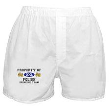Polish Boxer Shorts