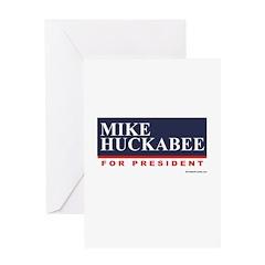 Mike Huckabee Greeting Card