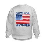 Vote for Huckabee Kids Sweatshirt
