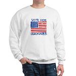 Vote for Huckabee Sweatshirt