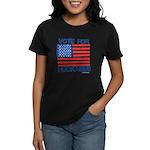 Vote for Huckabee Women's Dark T-Shirt