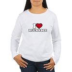 I Heart Huckabee Women's Long Sleeve T-Shirt