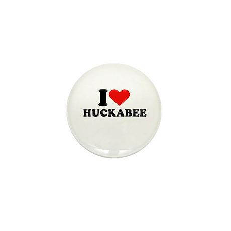 I Heart Huckabee Mini Button (100 pack)
