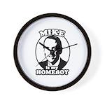 Mike Huckabee is my homeboy Wall Clock