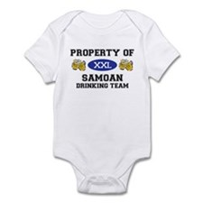 Samoan Infant Bodysuit