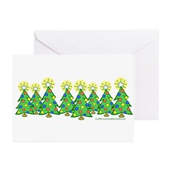 Christmas Forest Greeting Cards (Pk of 20)