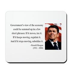 Ronald Reagan 1 Mousepad