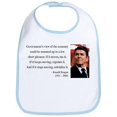 Ronald Reagan 1 Bib